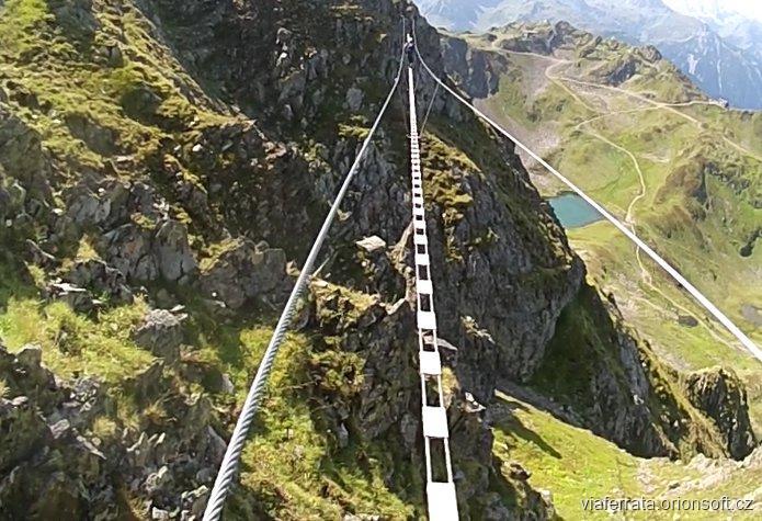 Klettersteig Hochjoch : Bergfex hochjoch klette klettersteig tour vorarlberg